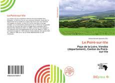 Обложка Le Poiré-sur-Vie