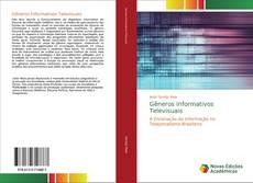 Capa do livro de Gêneros Informativos Televisuais