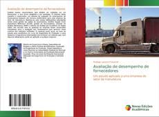 Capa do livro de Avaliação de desempenho de fornecedores