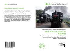 Bookcover of Bad Kleinen–Rostock Railway