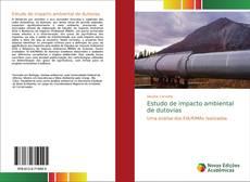 Couverture de Estudo de impacto ambiental de dutovias