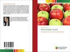 Borítókép a  Alimentação escolar - hoz