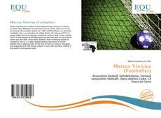 Portada del libro de Marcus Vinicius (Footballer)