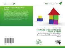 Bookcover of Institute of Social Studies Trust, Gender