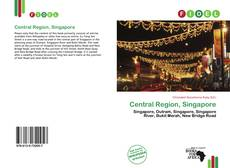 Central Region, Singapore kitap kapağı