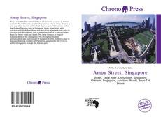 Bookcover of Amoy Street, Singapore