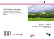 Bookcover of Combs-la-Ville