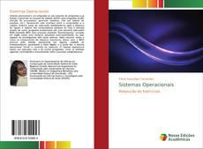 Portada del libro de Sistemas Operacionais