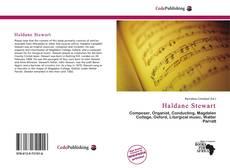 Bookcover of Haldane Stewart
