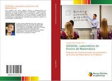 Capa do livro de GOOGOL: Laboratório de Ensino de Matemática