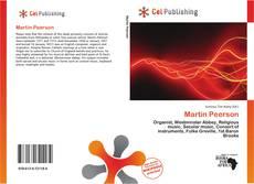 Buchcover von Martin Peerson
