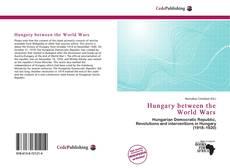 Copertina di Hungary between the World Wars