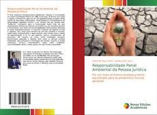 Bookcover of Responsabilidade Penal Ambiental da Pessoa Jurídica