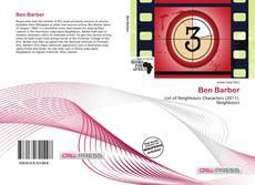 Couverture de Ben Barber