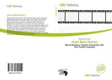 Bookcover of John Bell (Actor)