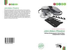 Copertina di John Alden (Theatre)