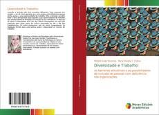 Bookcover of Diversidade e Trabalho: