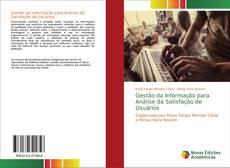 Bookcover of Gestão da Informação para Análise da Satisfação de Usuários