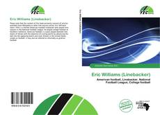 Capa do livro de Eric Williams (Linebacker)