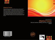 Bookcover of Elliptical Trainer