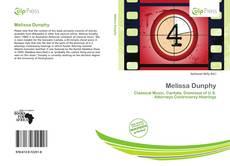 Melissa Dunphy的封面