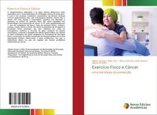 Exercício Físico e Câncer kitap kapağı