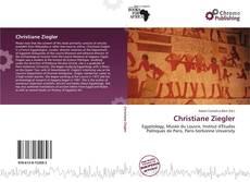 Couverture de Christiane Ziegler