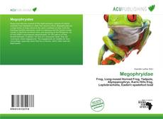 Bookcover of Megophryidae