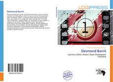Bookcover of Desmond Barrit
