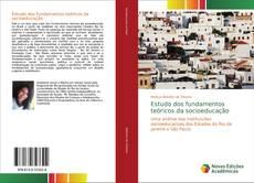 Buchcover von Estudo dos fundamentos teóricos da socioeducação