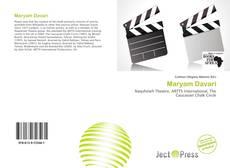 Portada del libro de Maryam Davari