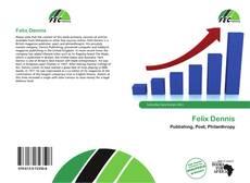 Bookcover of Felix Dennis