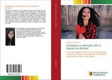 Capa do livro de Cuidados e atenção com a Saúde da Mulher