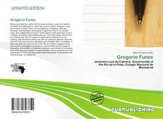 Обложка Gregorio Funes