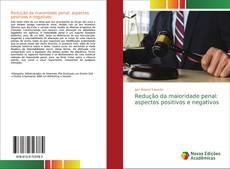 Redução da maioridade penal: aspectos positivos e negativos kitap kapağı