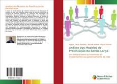 Portada del libro de Análise dos Modelos de Precificação da Banda Larga