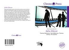 Bookcover of Julia Glover