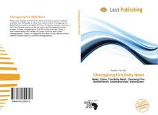 Bookcover of Chenggong Fire Belly Newt