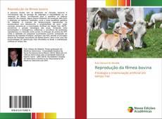 Borítókép a  Reprodução da fêmea bovina - hoz