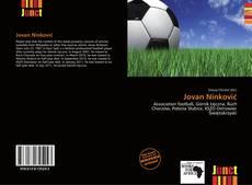 Bookcover of Jovan Ninković