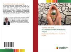 Capa do livro de Sustentabilidade através do biogás
