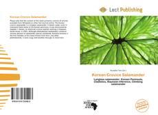 Bookcover of Korean Crevice Salamander