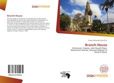 Bookcover of Branch House