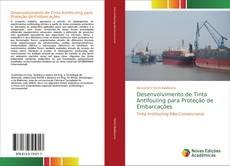 Portada del libro de Desenvolvimento de Tinta Antifouling para Proteção de Embarcações