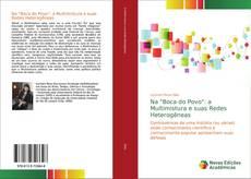 """Portada del libro de Na """"Boca do Povo"""": a Multimistura e suas Redes Heterogêneas"""