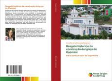 Capa do livro de Resgate histórico da construção da Igreja de Capinzal