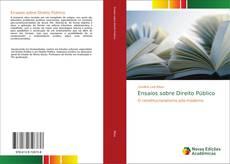Ensaios sobre Direito Público kitap kapağı