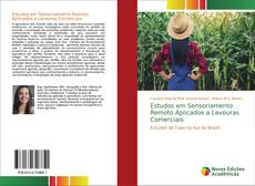 Capa do livro de Estudos em Sensoriamento Remoto Aplicados a Lavouras Comerciais