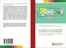 Обложка A influência do Ensino Híbrido no processo de aprendizagem
