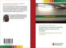 Buchcover von O GeoGebra como ferramenta didática para o ensino de funções